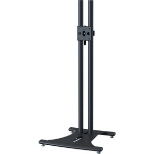 Elliptical Floor Stand With 60in Black Poles / Mfr. no.: PSD-EB60B