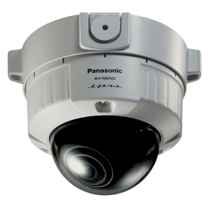 Wv-Nw502s 3mp Fixed Dome Camera 2.8-10mm Ipv4 Ipv6 / Mfr. No.: Wvnw502s
