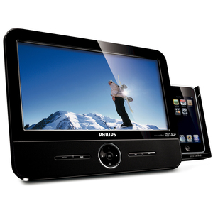 Philips DCP951 Portable DVD Player