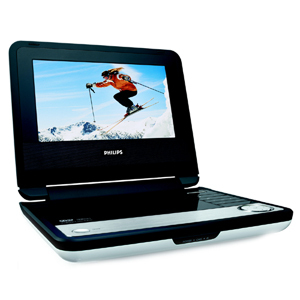 Philips PET730 Portable DVD Player