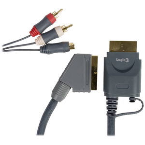 Logic3 Audio/Video Cable