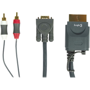 Logic3 Component Audio/Video Cable