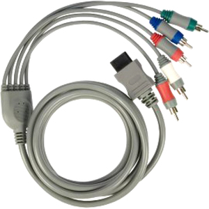 Logic3 Component Video Cable