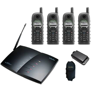 Durafon Pro Bundle 1base With 4handset 8battery / Mfr. No.: Durafon Pro-Pia