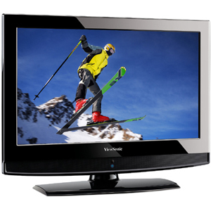 """Viewsonic VT2645 26"""" 720p LCD TV - 16:9 - HDTV"""