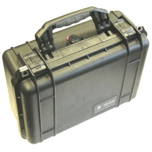 HDD Carrying Case Up To10 HDD Hard-Shelled Waterproof / Mfr. No.: 30030-0030-0012