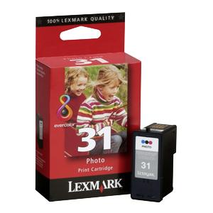 Lexmark Cartridge No. 31 - 1 - original - - 18C0031B