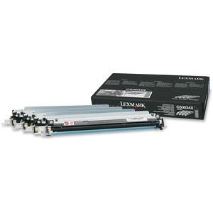 Kit 4 Photoconducteurs Lexmark Noir + Couleurs - C53034X