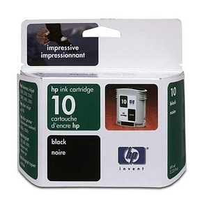 4pk No 10 Lg Black Ink Cart Bi 3000 Cp1700 2600 2000c Des 100 / Mfr. No.: C4844a-Kit