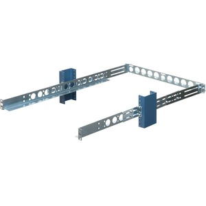 Rack Mount Rails 1u Gereric Non-Sliding Fits 19 2post Rack / Mfr. No.: 1ukit-009