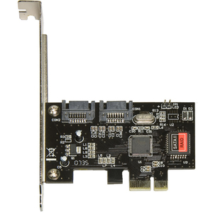 Pci Express 2 Channel Internal Sata 2 Controller Card Sii3132