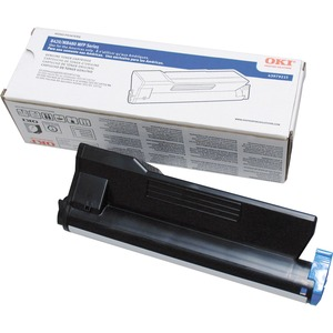 Black Toner Cart For Mb480 Mfp B420 Printers Only 12k Page Yie / Mfr. No.: 43979215