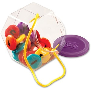 Learning Resources® Smart Snacks® ABC Lacing Sweets