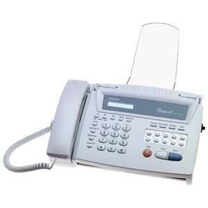 Fax-275 Therm Fax/Cop 9.6k 10pg Adf 25spd Dial LCD Call Id Rj-1