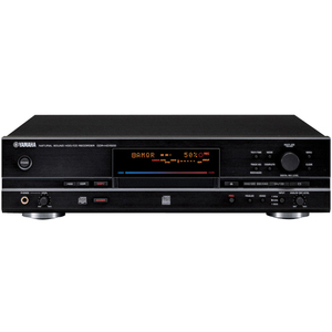 Yamaha CDR-HD1500 CD Player/Recorder