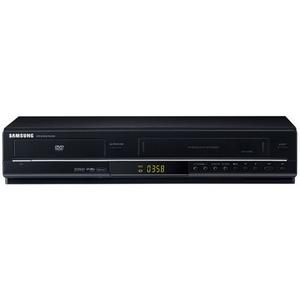 Samsung DVD-V6700 DVD/VCR Combo