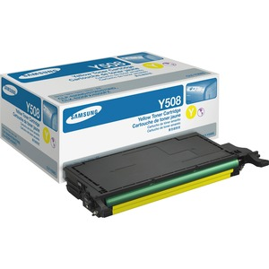 Yellow Toner 2000 Page Yield / Mfr. No.: Clt-Y508s