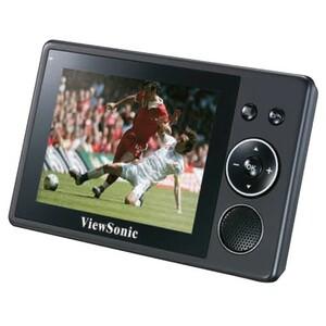 "Viewsonic VTV35 Portable 3.5"" LCD TV"