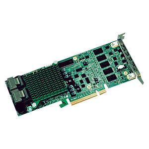 Supermicro LSI MegaRAID 2108 AOC-USAS2LP-H8IR 8-port SAS RAID Controller