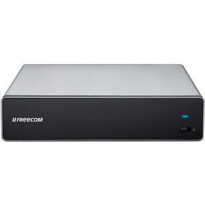 Freecom MediaPlayer II 1.5TB Network Media Player