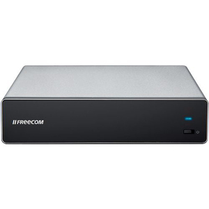 Freecom MediaPlayer II 500GB Network Media Player