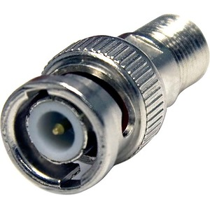 Coaxial BNC To F-Type Adapter / Mfr. No.: BNCcoaxmf