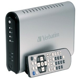 Verbatim MediaStation 500GB Network Media Player