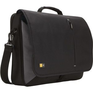 17 Laptop Messenger - Black / Mfr. No.: Vnm-217black