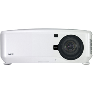NEC Display Installation NP4001 Multimedia Projector