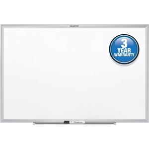 """Quartet® Anodized Aluminum Frame Whiteboard 18"""" x 24"""""""
