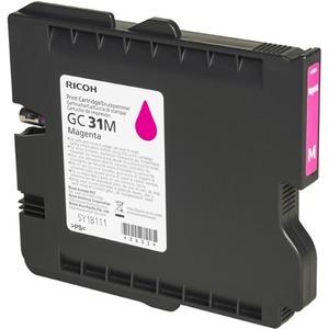 Encre Ricoh Magenta GC-31M - 1 000 Pages Pour GX e3300N/e3350N - 405690