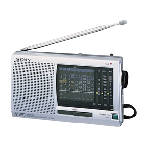 Sony ICF-SW11 World Band Radio