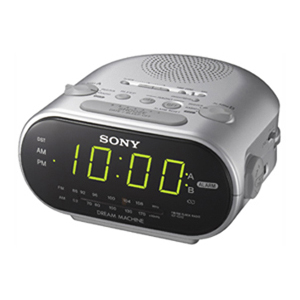 Sony ICF-C318 Desktop Clock Radio