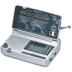 Sony ICF-SW12 Analogue Radio Tuner