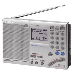 Sony ICFSW7600G.2CE7 Radio Tuner