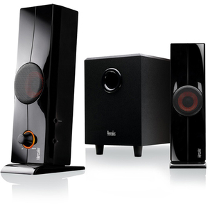 Hercules XPS 2.1 50 Speaker System