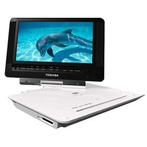 Toshiba SD-P93 Portable DVD Player