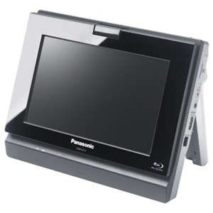 Panasonic DMP-B15 Portable DVD Player