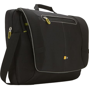 Messenger Bag For 17in Laptop / Mfr. no.: PNM-217BLACK