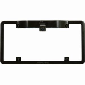 Alpine KTX-C10LP Backup Camera License Plate Mounting Kit