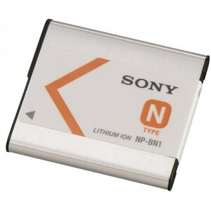 Sony Rechargeable Battery Pack Li-Ion N Type / Mfr. No.: Npbn1