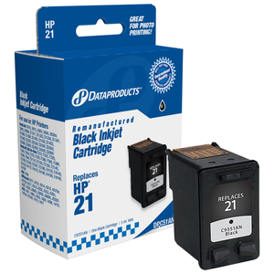 Dataproducts® Inkjet Cartridge (HP C9351AC, #21) Black