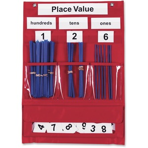 Counting/Place Value Pocket Chart