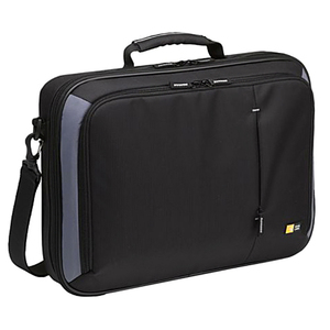 18in Value Laptop Briefcase Adjustable Divider / Mfr. No.: Vnc-218black
