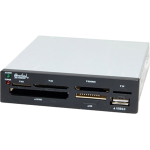 3.5in Drive Internal Card Reader Powered By Motherboard
