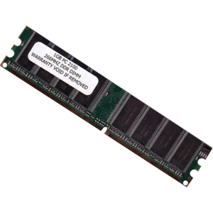 Emartbuy EL_1GBLDDDR266_323 1GB DDR SDRAM Memory Module