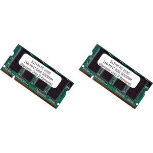 Emartbuy EL_1GBSODDR266KIT_1006 1GB DDR SDRAM Memory Module