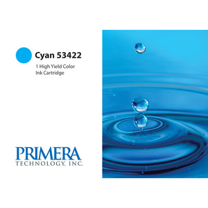 53422 Cyan Ink Cartrdge For Lx900 / Mfr. No.: 53422