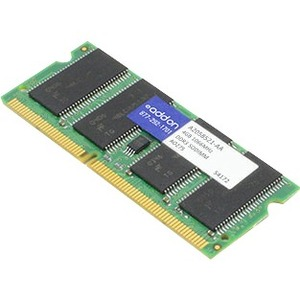 AddOn - Memory Upgrades 4GB DDR3-1066MHZ 204-Pin SODIMM F/Dell Notebook