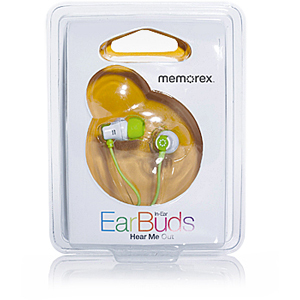 Memorex CB25 Earphone